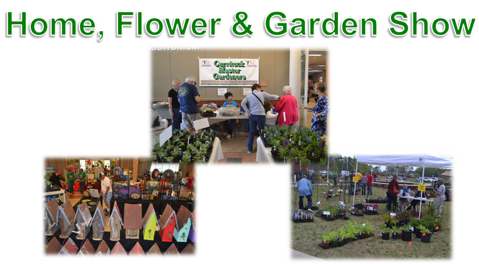 The Currituck Home Flower And Garden Show Review