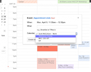 Adding Events - Choose Your County Calendar