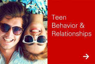 teen behavior and relationships