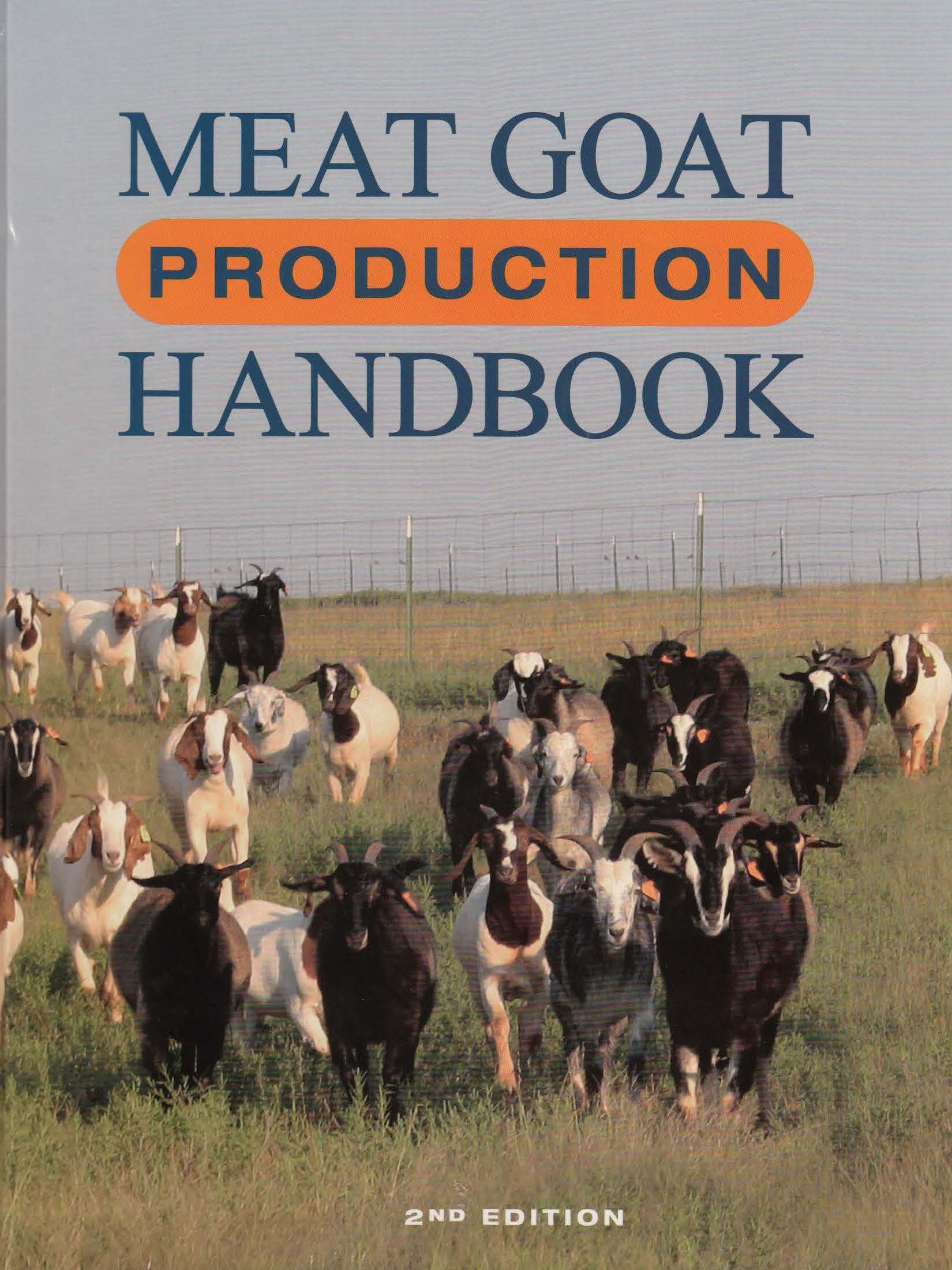 Meat Goat Production Handbook - 2nd Edition