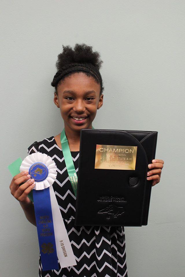 North Carolina 4-H Horse Program Contest Results | NC State