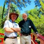 Paul Jones and Charles Murphy