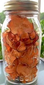 Dried Sweet Potaotes 1