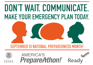 2015 National Preparedness Week