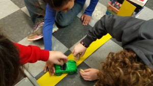 Newton's Laws of Motion make better sense with a hands-on physics lesson.