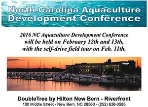 NC Aquaculture Development Conference