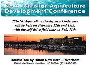 NC Aquaculture Development Conference