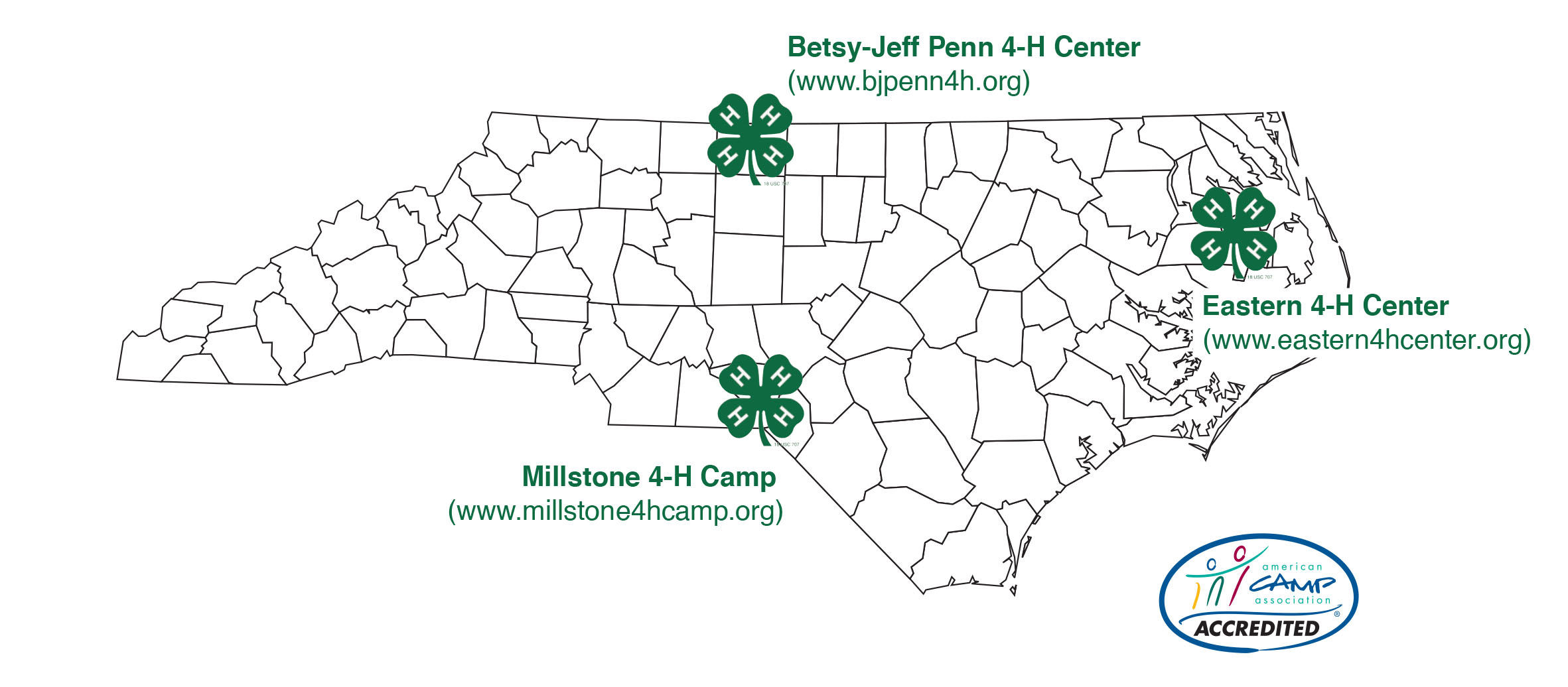 North Carolina 4-H Camps & Centers | | NC State Extension on