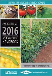 2016 SE Vegetable Crop Handbook