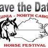 VA-NC Horse Festival Logo