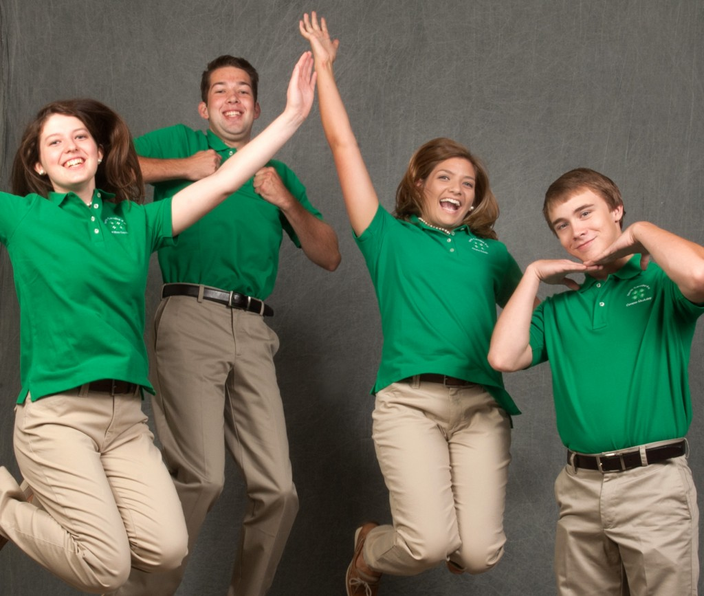State 4-H Officers