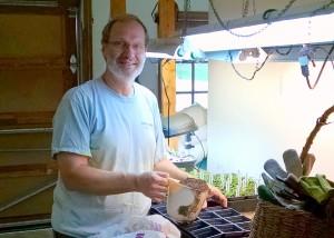 NC Tomato Man, Craig LeHoullier