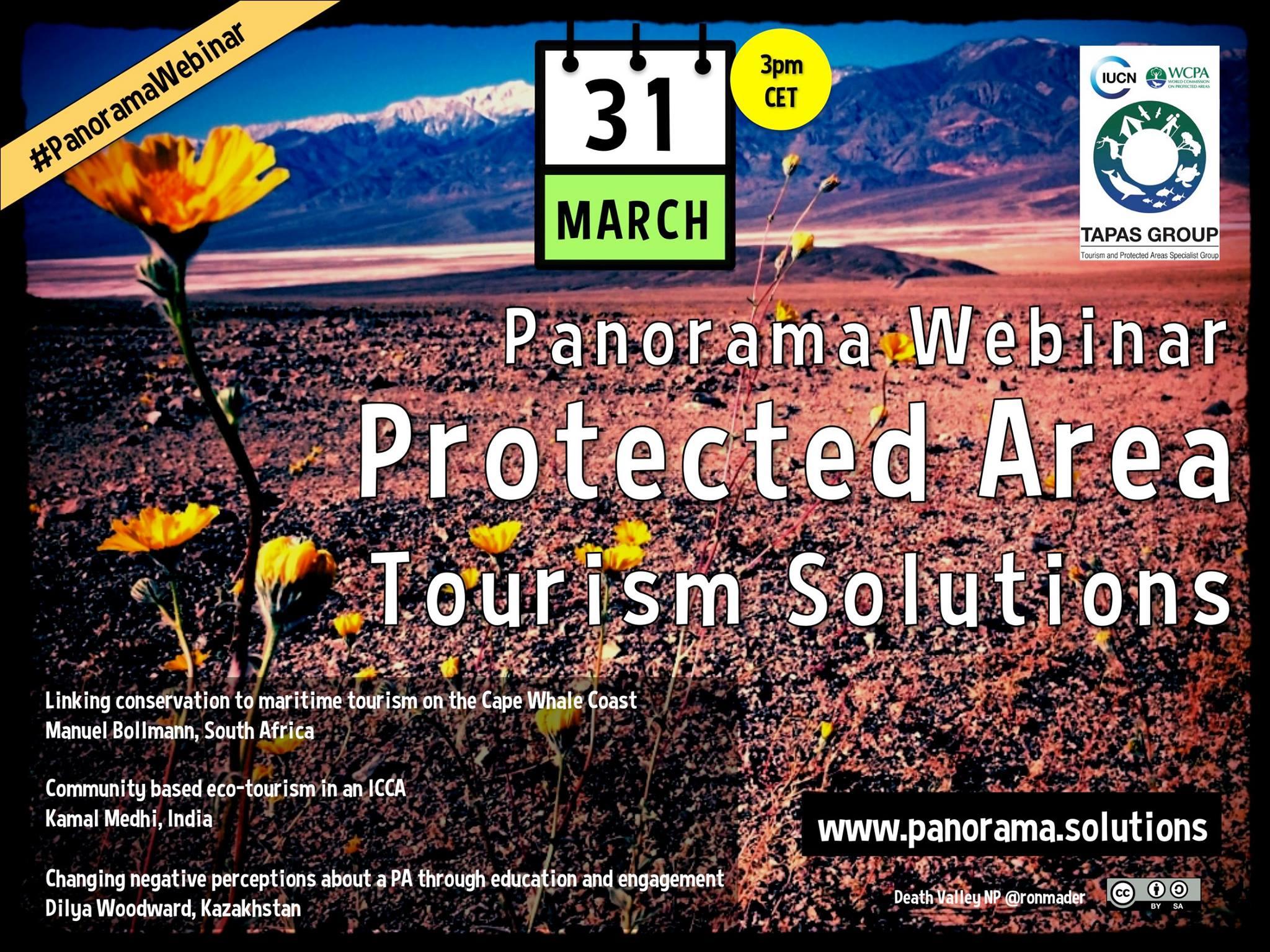 Panorama webinars