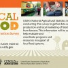 USDA local food survey image