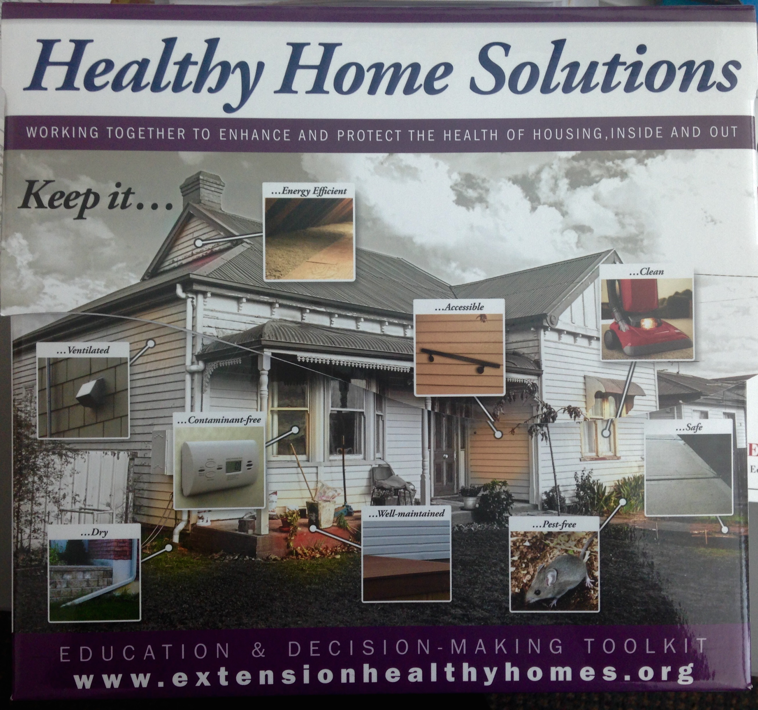 Healthy Home Solution toolkit