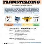 Fundamentals of Farmsteading Flyer