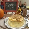 Youth entree from the First Annual Somethin' Pumpkin Cooking Contest, 2015.