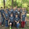 2016 Forsyth 4-H Forestry Team