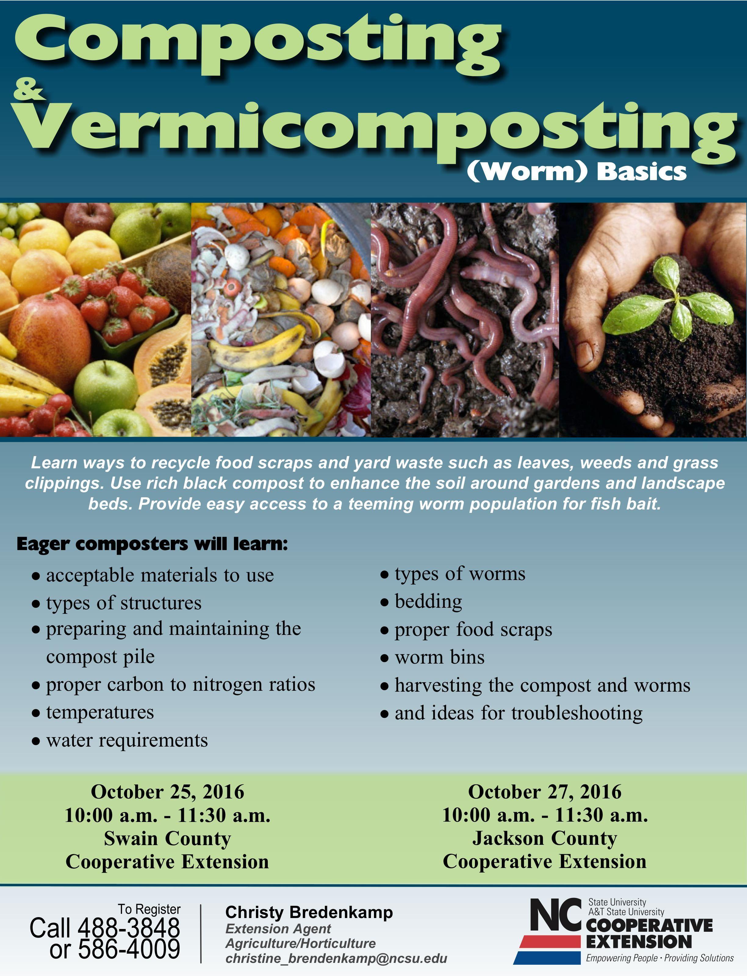 backyard composting u0026 vermicomposting worms workshop north