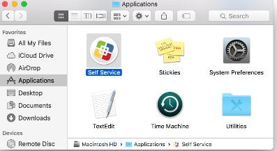 OpenSelfService