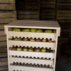 apple rack