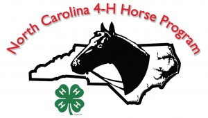 2016 NC 4-H Horse Program Logo