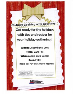 Holiday Cooking with Courtney copy