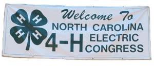 Electric Congress Banner