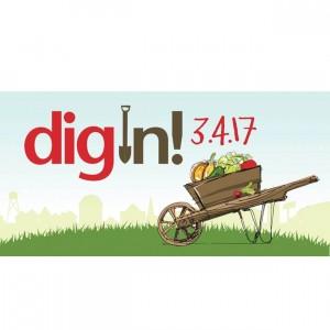 Dig In Logo