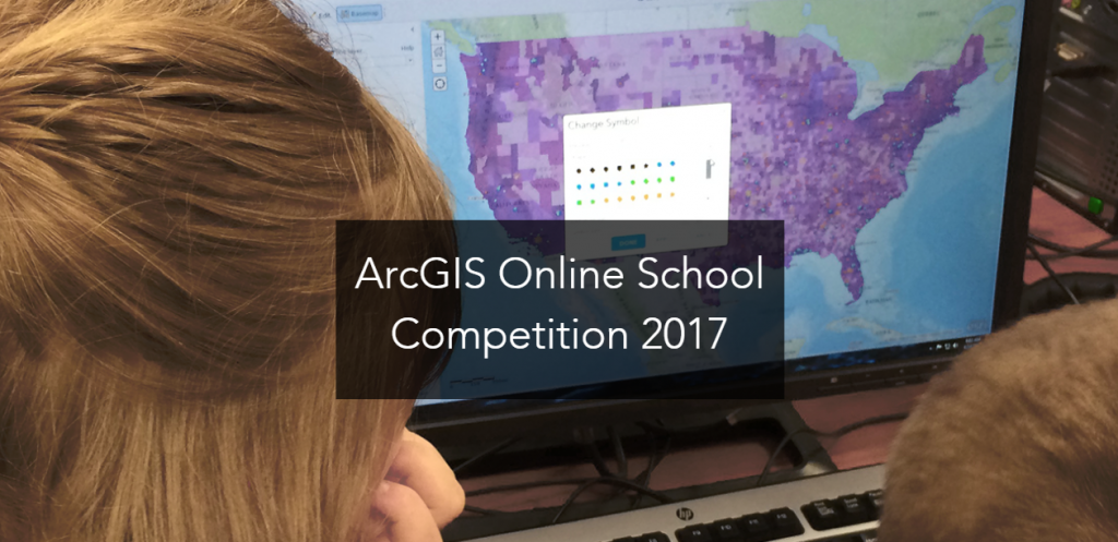 ArcGIS Online School Competition 2017