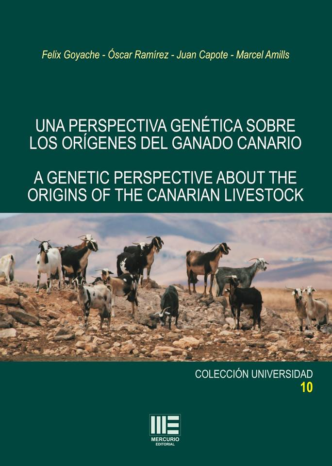 Genetic Perspective about Origins of Canarian Livestock
