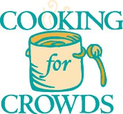 Cooking for Crowds logo