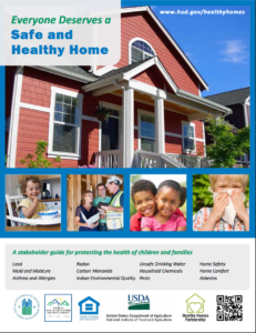 Cover photo for Everyone Deserves a Safe and Healthy Home