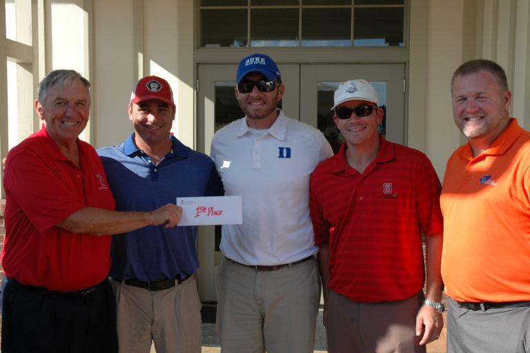 first place golf team