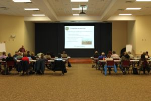 Cover photo for 2017-18 Dates for PSA Grower Trainings in North Carolina