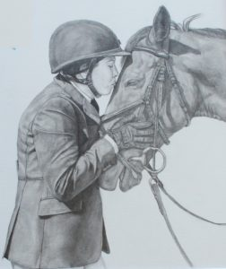 Cover photo for 2017 NC 4-H Horse Program Artistic Expression & Creative Writing Contest Results