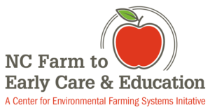 Cover photo for NC Farm to Early Care and Education Initiative Connects Local Farms and Early Childhood Education Centers