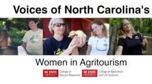 Cover photo for NC Women in Agritourism Film Debuts on National Farmers Day