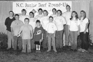 Cover photo for North Carolina Junior Beef Round-Up