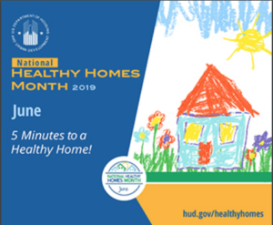 Healthy Homes Month