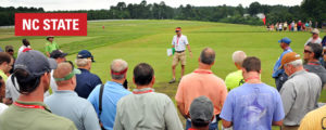 Cover photo for Turfgrass Field Day - August 8, 2018