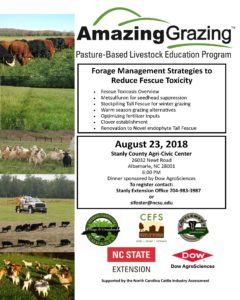 Cover photo for Forage Management Strategies to Reduce Fescue Toxicity Workshops