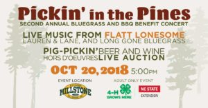 Cover photo for Pickin' in the Pines