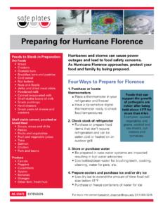 Cover photo for Disaster Preparedness-Preparing