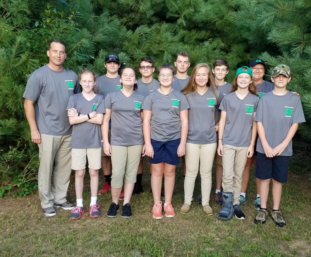 Illinois team takes 4th in National 4-H Dairy Quiz Bowl