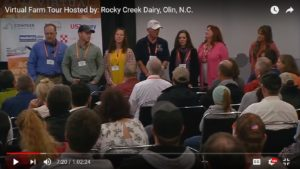 Cover photo for Rocky Creek Dairy Featured at World Dairy Expo