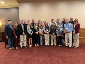 Cover photo for Food for Thought: The 2019 American Forage and Grasslands Council and the NC Forage and Grasslands Council