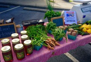 Cover photo for DIG LOCAL: All Henderson County Farmers Markets Are Now OPEN!