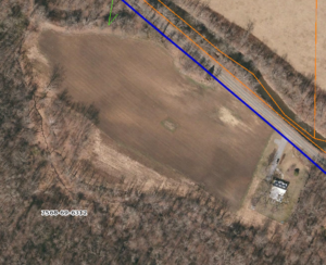 Cover photo for +/- 3.5 Acres Rich Bottomland Available for Lease in Jackson County on Caney Fork