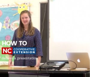 How To Deliver a Presentation Image